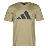 Kleidung Herren T-Shirts adidas Performance M FI 3B TEE Grün