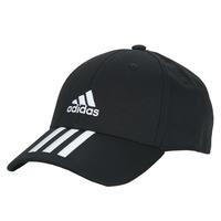 Accessoires Schirmmütze adidas Performance BBALL 3S CAP CT Schwarz