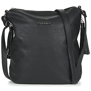 Taschen Damen Umhängetaschen Nanucci 7150 Schwarz