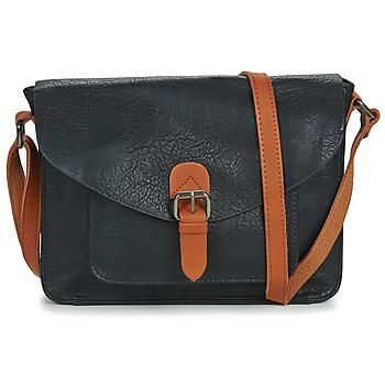 Taschen Damen Umhängetaschen Nanucci 6711 Schwarz
