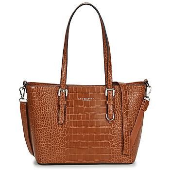 Taschen Damen Shopper / Einkaufstasche Nanucci 9530 Camel