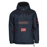 Kleidung Herren Parkas Geographical Norway BARKER Marine