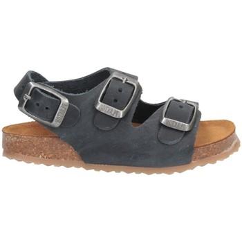 Schuhe Jungen Sandalen / Sandaletten Plakton 850046 Sandalen Kind BLAU BLAU