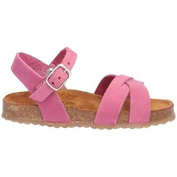 Schuhe Mädchen Sandalen / Sandaletten Plakton 865619 Sandalen Kind ROSE ROSE