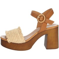Schuhe Damen Sandalen / Sandaletten Elisa Conte COLLY Beige