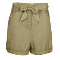 Kleidung Damen Shorts / Bermudas Ikks ELVIRA Kaki