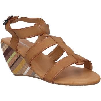 Schuhe Damen Sandalen / Sandaletten Urban B031590-B7200 Marr?n