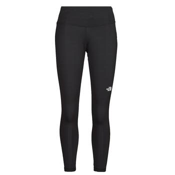 Kleidung Damen Leggings The North Face W FLEX HR 7/8 TIGHT Schwarz