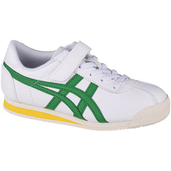 Schuhe Kinder Sneaker Low Onitsuka Tiger Corsair PS Weiss