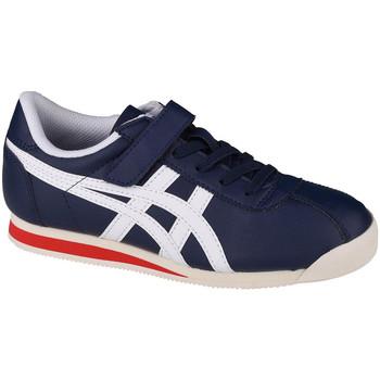 Schuhe Kinder Sneaker Low Onitsuka Tiger Corsair PS Blau