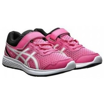 Schuhe Kinder Sneaker Low Asics Ikaia 9 PS 1014A132 Rose