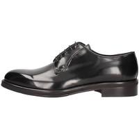Schuhe Herren Derby-Schuhe Arcuri 1019_7 France Mann Schwarz Schwarz
