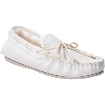 Schuhe Damen Hausschuhe Hush puppies  Beige