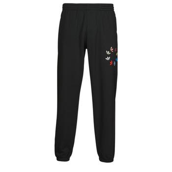 Kleidung Herren Jogginghosen adidas Originals ST SWEAT PANT Schwarz