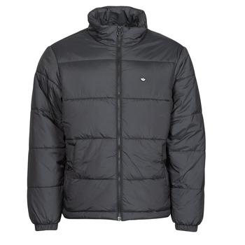 Kleidung Herren Daunenjacken adidas Originals PAD STAND PUFF Schwarz