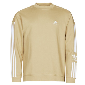 Kleidung Herren Sweatshirts adidas Originals LOCK UP CREW Ton / Beige