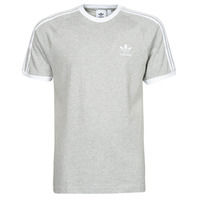 Kleidung Herren T-Shirts adidas Originals 3-STRIPES TEE Grau
