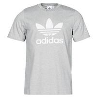 Kleidung Herren T-Shirts adidas Originals TREFOIL T-SHIRT Grau