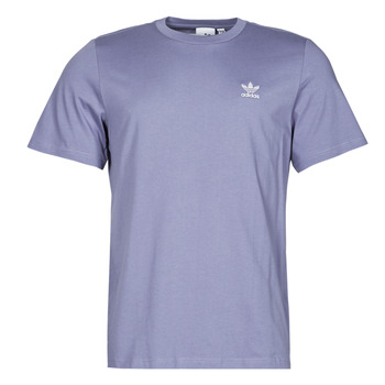 Kleidung Herren T-Shirts adidas Originals ESSENTIAL TEE Violett / Orbite