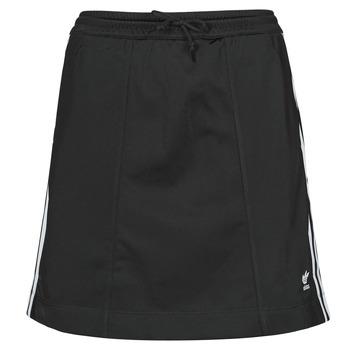 Kleidung Damen Röcke adidas Originals SKIRT Schwarz