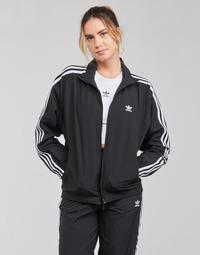 Kleidung Damen Trainingsjacken adidas Originals TRACK TOP Schwarz
