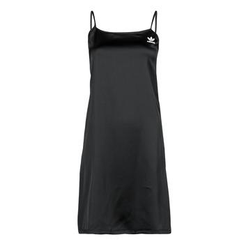 Kleidung Damen Kurze Kleider adidas Originals DRESS Schwarz