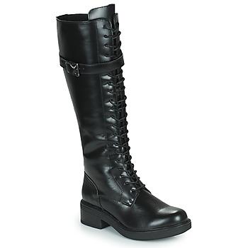 Schuhe Damen Klassische Stiefel Chattawak ROSSA Schwarz