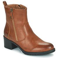 Schuhe Damen Low Boots Chattawak ALTA Camel