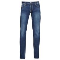 Kleidung Herren Slim Fit Jeans Le Temps des Cerises 712 JOGG Blau