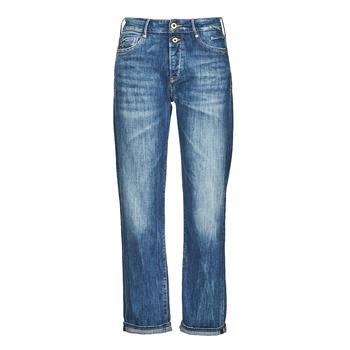 Kleidung Damen 3/4 & 7/8 Jeans Le Temps des Cerises 400/18 BASIC Blau