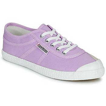 Schuhe Damen Sneaker Low Kawasaki ORIGINAL Violett