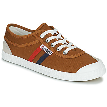 Schuhe Sneaker Low Kawasaki RETRO Braun