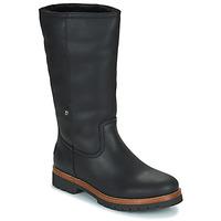 Schuhe Damen Boots Panama Jack BAMBINA Schwarz