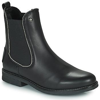Schuhe Damen Boots Panama Jack GILIAN Schwarz