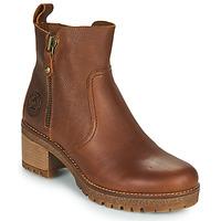 Schuhe Damen Boots Panama Jack PAULINE Braun