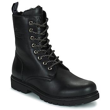 Schuhe Damen Boots Panama Jack FRISIA Schwarz