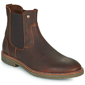 Schuhe Herren Boots Panama Jack GARNOCK Schwarz