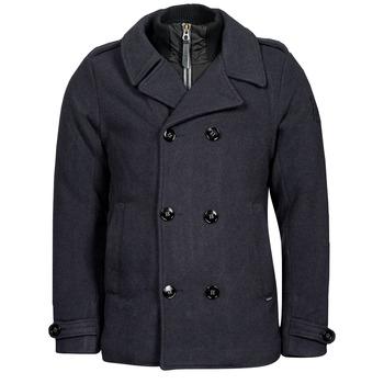 Kleidung Herren Mäntel Petrol Industries JACKET WOOL Blau