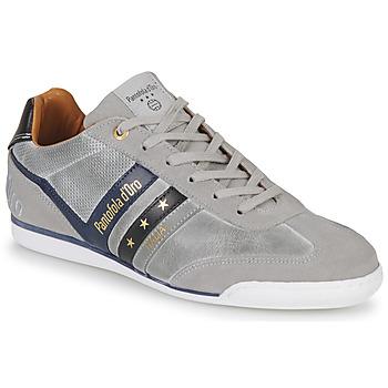 Schuhe Herren Sneaker Low Pantofola d'Oro VASTO UOMO LOW Grau