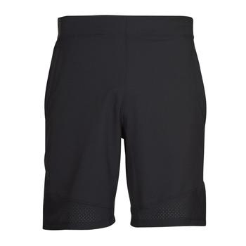 Kleidung Herren Shorts / Bermudas Under Armour UA VANISH WOVEN SHORTS Schwarz / Grau