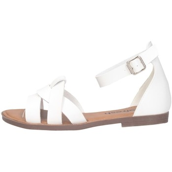 Schuhe Damen Sandalen / Sandaletten Refresh 72936 WEISS