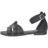 Schuhe Damen Sandalen / Sandaletten Refresh 72936 SCHWARZ