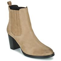 Schuhe Damen Low Boots Betty London PATIS Beige