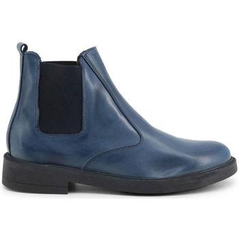 Schuhe Herren Boots Duca Di Morrone Sb 3012 - 401d_pelle Blau