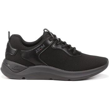 Schuhe Herren Sneaker Low Fluchos F1251 ACTIVITY SNEAKERS BLACK