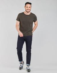 Kleidung Herren Straight Leg Jeans Lee DAREN ZIP FLY Blau