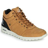Schuhe Herren Sneaker High Kaporal DAWSON Camel / Schwarz