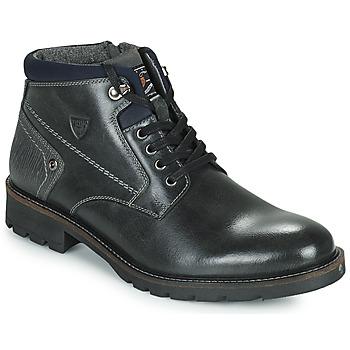 Schuhe Herren Boots Kaporal GAETAN Schwarz