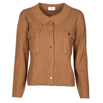 Kleidung Damen Pullover Betty London PEPINA Camel