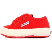 Schuhe Kinder Sneaker Low Superga S0005P0 rot